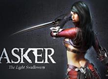 """Đánh giá Asker Online: Game hành động đậm chất """"Vindictus"""""""