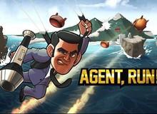 Agent, Run! - Chạy vô tận với phong cách hoàn toàn khác biệt