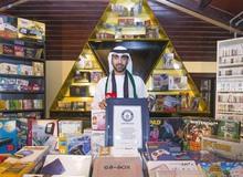 Chàng cảnh sát lập kỷ lục nhờ bộ sưu tập game khổng lồ