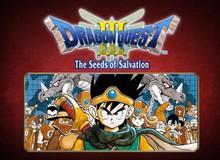 Dragon Quest III - Siêu phẩm RPG cổ điển lấn sân mobile