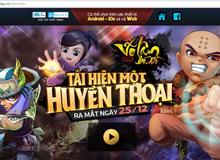Game thuần Việt Võ Lâm Bá Đồ ấn định ra mắt ngày 25/12