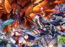 Game Nhật đỉnh Lord of Vermillion: Arena rục rịch mở cửa