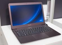 Trên tay ZenBook UX305 - Laptop siêu mỏng đến từ Asus