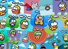 Swing Copters - Google mạnh tay gỡ bỏ các phiên bản clone của game