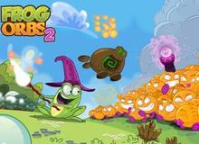 Frog Orbs 2 - Bảo vệ lãnh thổ cùng ếch xanh ngộ nghĩnh