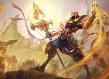 Azir - Tướng mới Liên Minh Huyền Thoại có bộ kỹ năng cực độc