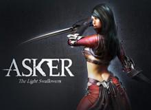 Asker - Game online đình đám xứ Hàn rục rịch thử nghiệm