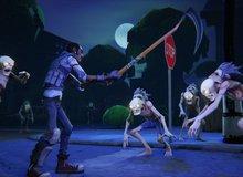 """Series game online thế giới ngập zombie cho game thủ """"khỏe tim"""""""