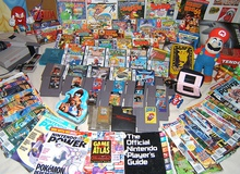 Lịch sử máy chơi game Nintendo Game Boy bằng hoạt hình