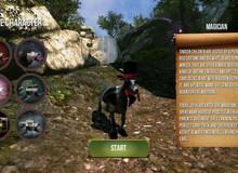 Xuất hiện game online cho người chơi vào vai... những chú dê