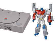 Huyền thoại PlayStation hồi sinh trong lốt Transformers