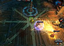 The Witcher Battle Arena - Ngắm nhìn những tuyệt kỹ ấn tượng