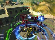 Top game online đỉnh cho game thủ thích điều khiển robot