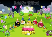 Angry Birds lần đầu cho người chơi tự tạo màn chơi cho mình