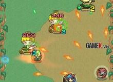 """Monster Strike - Game thẻ bài """"dị"""" hớp hồn game thủ Việt"""