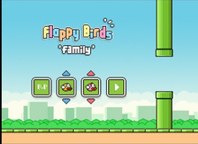 """Flappy Bird - chim ngu trở lại, """"lợi hại"""" hơn nhiều"""