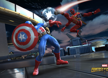 Marvel Contest of Champions - Game đối kháng cực chất sắp ra mắt trên Smartphone