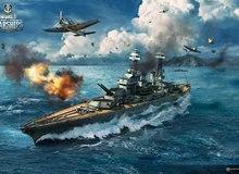 Cận cảnh World of Warships - Game hải chiến đình đám