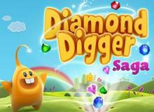 Diamond Digger Saga - Xứng danh đàn em kế thừa Candy Crush