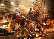 Phim Rurouni Kenshin thành công ngoài dự kiến tại Nhật Bản