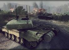 Game bắn tăng Armored Warfare mở cửa cuối tháng này