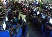 Quán internet game đóng cửa hàng loạt tại Trung Quốc