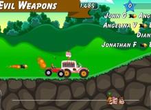 Junk Race - Đua xe shooter phong cách 2D
