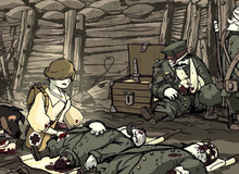 Valiant Hearts: The Great War- Game mobile hấp dẫn về Thế chiến