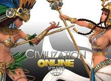 Game đỉnh Civilization Online chuẩn bị thử nghiệm lần thứ 2