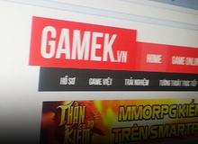 GameK lọt top 50 tên miền .vn truy cập nhiều nhất Việt Nam năm 2014