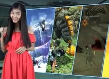 Ngắm nữ game thủ Việt hướng dẫn chơi Phantasy Star Online 2