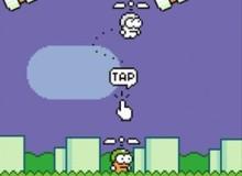 Đánh giá Swing Copters: Khó lòng kế thừa Flappy Bird