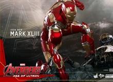 Hé lộ hình ảnh bộ giáp Iron Man trong The Avengers - Age of Ultron