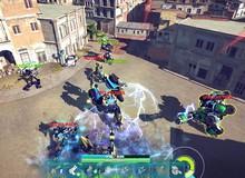 Chi tiết gameplay của Transformers Universe - game robot hấp dẫn
