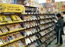 Các cửa hàng game bán lẻ ở Nhật Bản đang dần biết mất