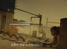 Hài hước với quảng cáo Biệt Đội Thần Tốc tại Hàn Quốc