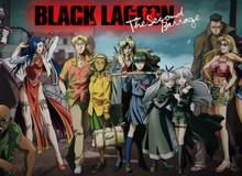 Black Lagoon - Truyện tranh về biệt đội lính đánh thuê