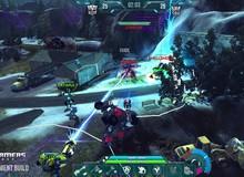 Webgame đỉnh Transformers Universe chính thức mở cửa