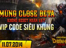 Anh Hùng Chiến Hồn cho phép gamer Việt tải về, tặng GiftCode