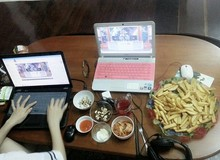 Game thủ Việt đã chán đồ ăn ngoài quán game