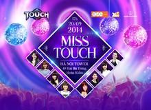 CMN tổ chức buổi Offline Chung kết Miss Touch tại Hà Nội