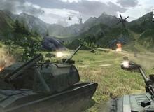 Top game online đề tài chiến tranh thế giới hiện đại rất hấp dẫn