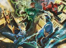 DC Universe Online ra mắt trang chủ tiếng Việt