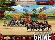 Game thuần Việt Cờ Lau tiết lộ screenshot, chuẩn bị ra mắt game thủ