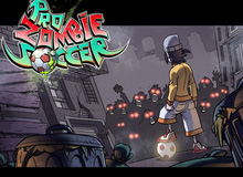 Pro Zombie Soccer Apocalypse Pocket Edition - Sút bóng giết zombie