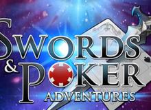 Trở thành thần bài trong Swords Poker Adventures