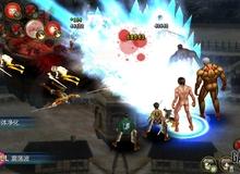 Tiến Kích Đích Thế Giới - Game dựa theo Attack on Titan