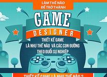 Tìm hiểu về Game Designer - Nghề hot với người đam mê game