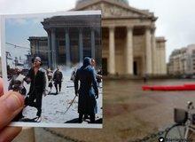 Assassin's Creed đọ dáng cùng Paris đời thực