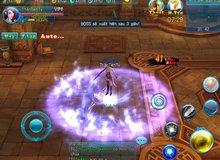 MMORPG Thần Kiếm 3D phô diễn đồ họa ngày ra mắt